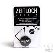 """Button """"Zeitloch"""""""