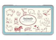 """Stempel """"Animals"""""""