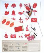 Stempel Set Carve A Stamp Kit
