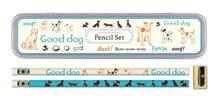 """Bleistift-Set """"Vintage Dogs"""""""