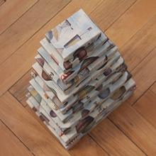 Schachteln 10 Größen, Mongolfiere