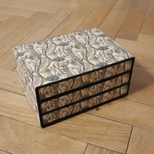 Schubladenbox A5, 3 Auszüge