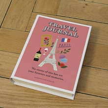Aufbewahrungsbox Travel Journal