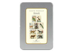 Postkartenset Animals