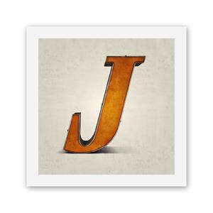 """Magnet """"J"""""""