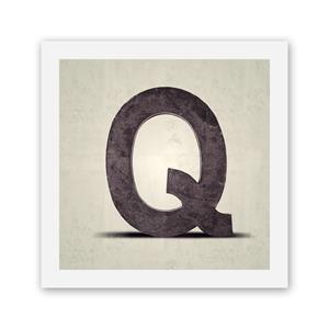 """Magnet """"Q"""""""
