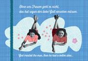 Postkarte Ohne uns Frauen...