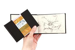 Skizzenbuch 9x12,5cm D&S QF