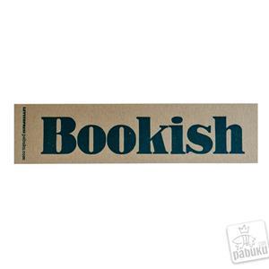 Lesezeichen Bookish