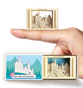 Mini Silhoutte Neuschwanstein