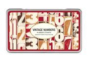 """Stempel """"Vintage Numbers"""""""