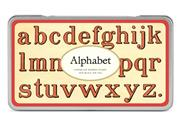 Stempel Alphabet (Lowercase)