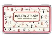 Stempel Alphabet