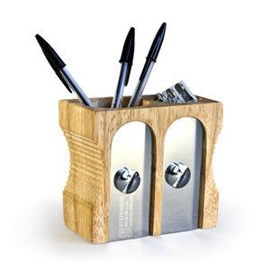 Stifteköcher Sharpener Desk Tidy Twin