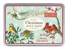 """Geschenkanhänger """"Christmas Birds 2"""""""