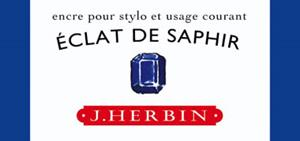 Tinte J. Herbin eclat de saphir, 30ml