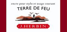 Tinte J. Herbin terre de feu, 30ml