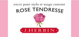 Tinte J. Herbin rose tendresse, 30ml