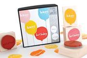 Stempel Set Birthday Balloons