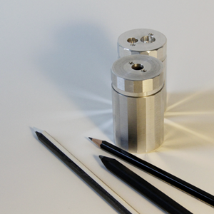 Spitzer Einfach Aluminium Dose