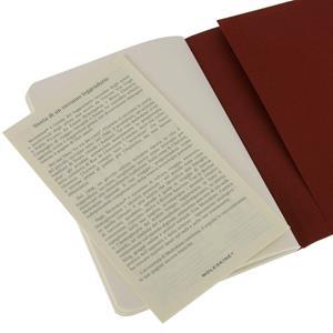 Notizheft Cahier Pocket  3er Set