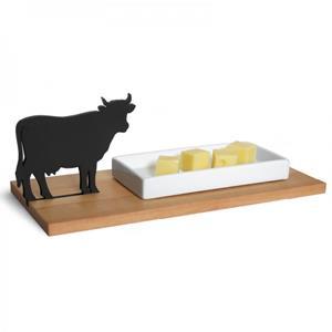 Käseschale Kuh