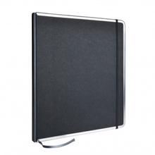 Notizbuch 24x28 cm Basic Kontor, kariert