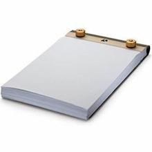 Notizblock ExaClair,21x13,5cm geschraubt