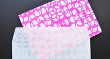 Briefumschlag Prisma 10 Stück