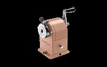 Spitzer Maschine Metall mit Box rosé