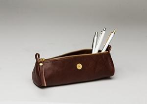 Mäppchen für Stifte ZASSA Leder