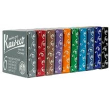Tintenpatronen 6 Stück Kaweco
