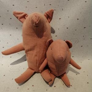 Kuscheltier Schwein Truffle