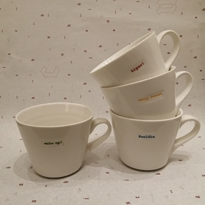 Tasse Bucket Mug 350ml R-Z