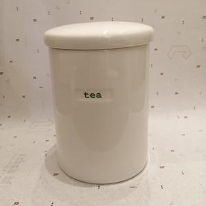 Dose für Tea storage