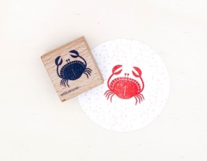 Stempel Krabbe
