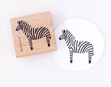 Stempel Zebra