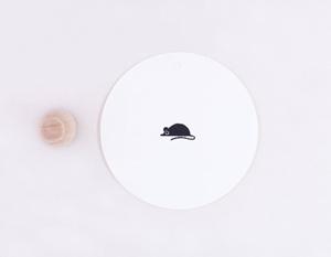 Stempel Maus klein