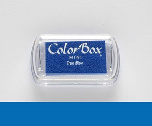 Stempelkissen mini, Color Box I