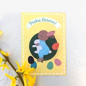 Postkarten Monimari Ostern