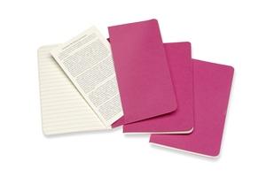 Notizheft A6 Pocket Cahier 3er Set neu