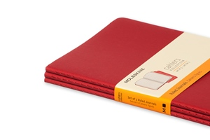 Notizheft A5 Large Cahier 3er Set neu