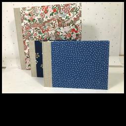 Notizbuch mit MusterPapier 20