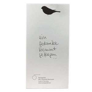 Notizblock BirdieNail/Vogelnagel