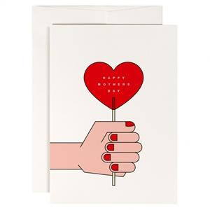 Klappkarte Umschlag Ehe & Fam RefF