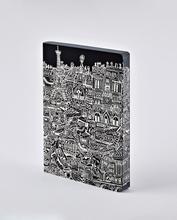 Notizbuch Graphic L Paris