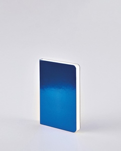 Notizbuch Graphic S Blue