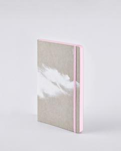 Notizbuch cloud pink