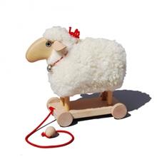 Schaf zum Nachziehen