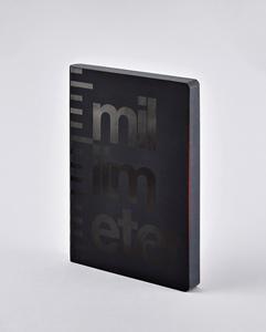 Notizbuch Graphic L Millimeter